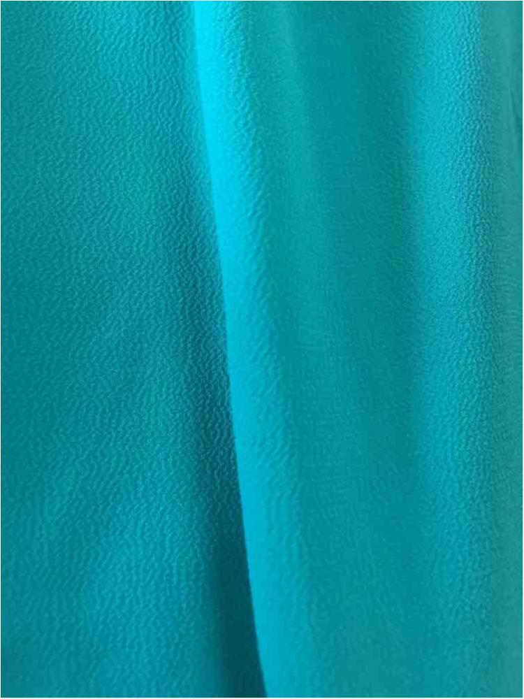 CREPE CHIFFON / JADE 1935 / 100% Polyester Crepe Chiffon