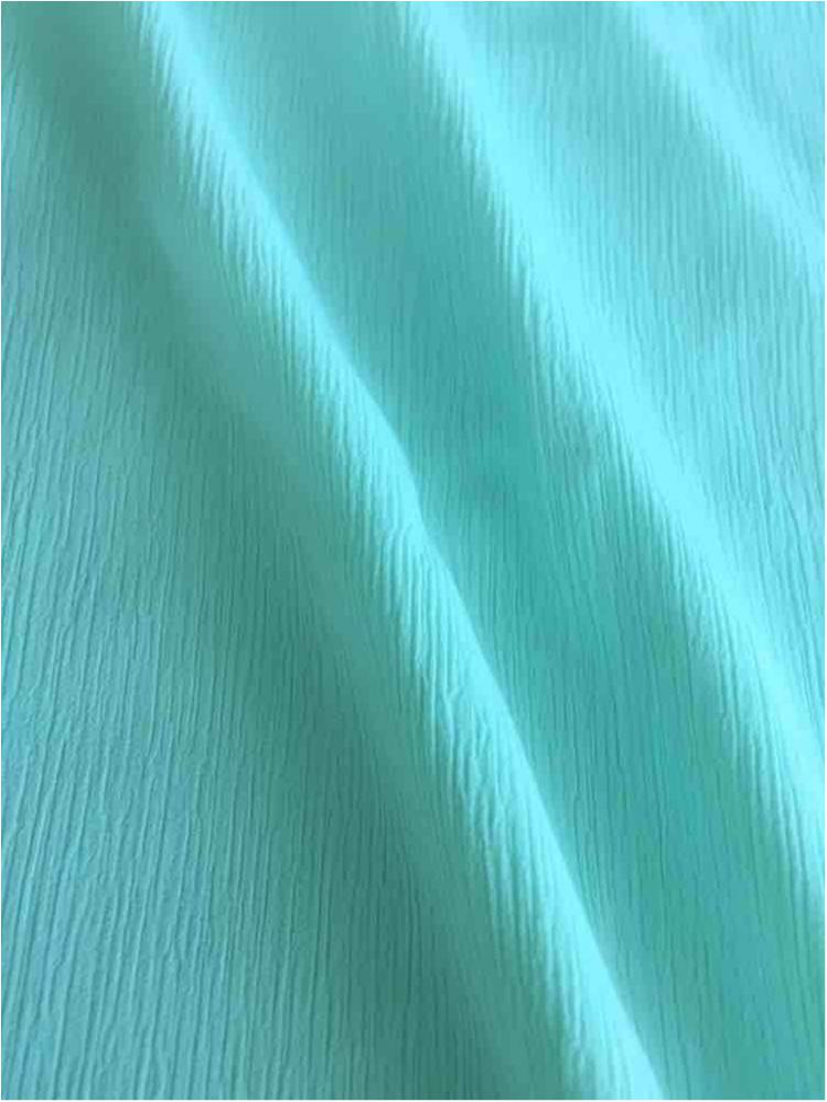 YORYU 060 / MINT 765 / 100% Polyester Chiffon Yoryu