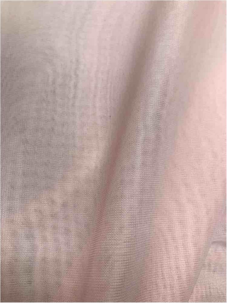 CMJ3000 / BLUSH 1009 / 100% Polyester Chiffon Matt Jersey