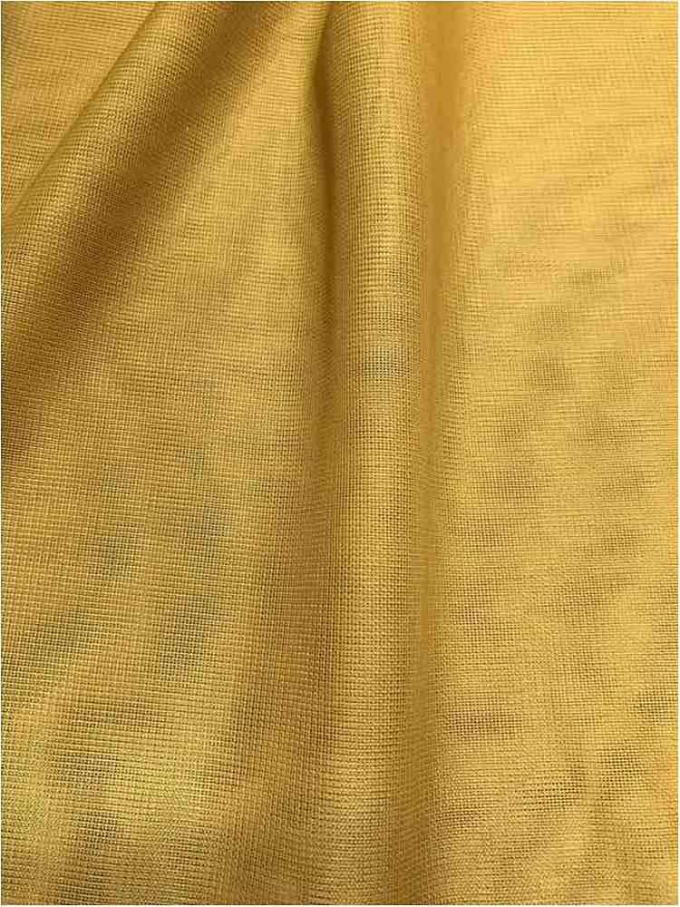 CMJ3000 / MUSTARD 325 / 100% Polyester Chiffon Matt Jersey