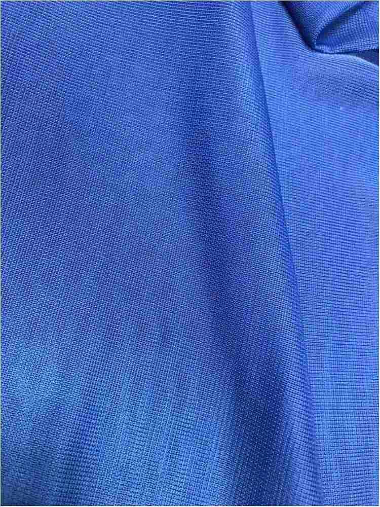 CMJ3000 / ROYAL-554 / 100% Polyester Chiffon Matt Jersey