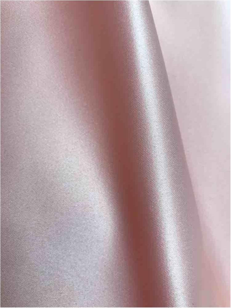 PRC/DULLSATIN / PEACH 4122 / 100% Polyester Dull Satin