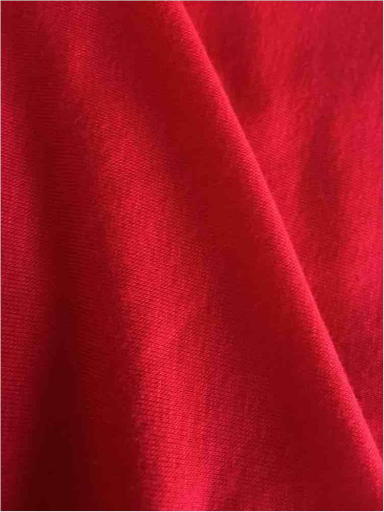 RAY/SPA / RED 192 / 96%RAYON/ 4%SPANDEX