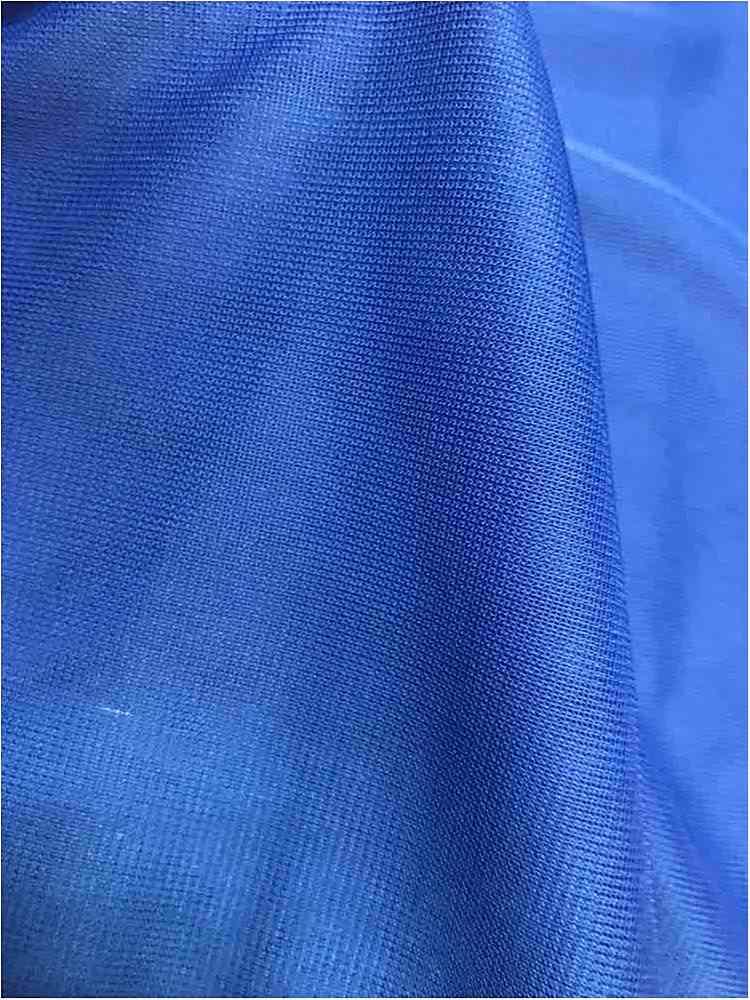 <h2>CMJ3000</h2> / ROYAL/BRT 451                 / 100% Polyester Chiffon Matt Jersey