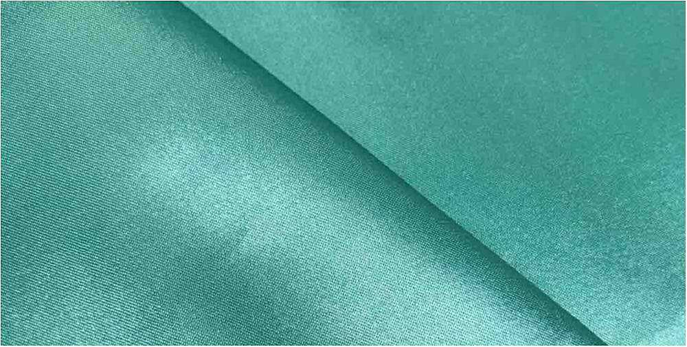 CRM / JADE/GREEN 598 / 100% Polyester Charmeuse
