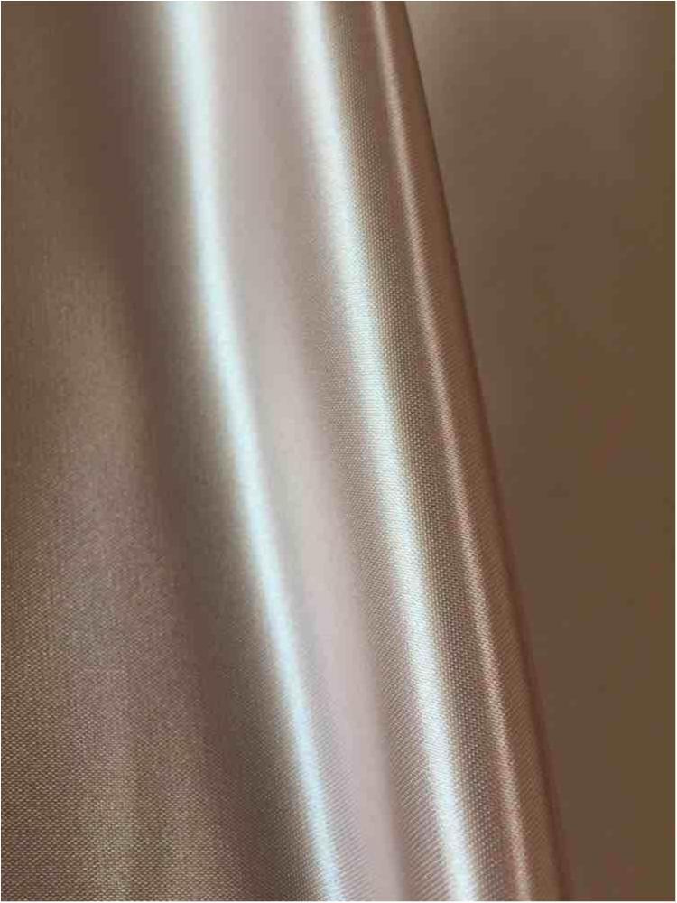 SATIN/POLY 3145 / ROSE/POWDER 318 / 100% Polyester Bridal Satin