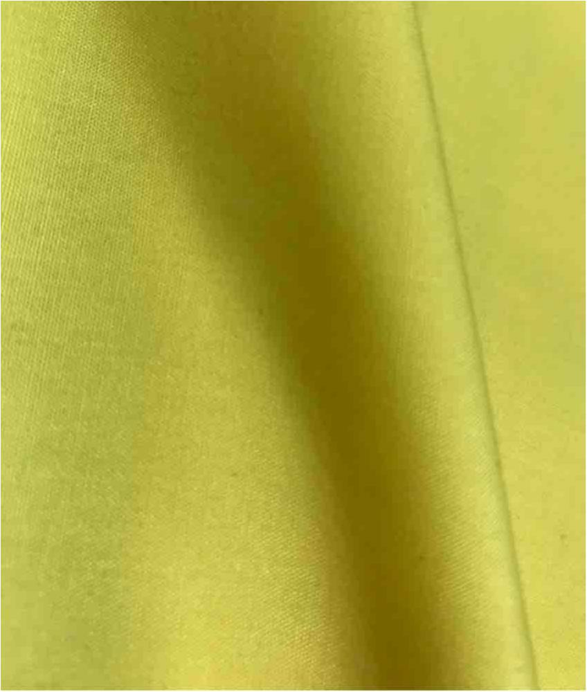 TWILL T/C / YELLOW/D 336 / 65% POLYESTER 35% COTTON TWILL