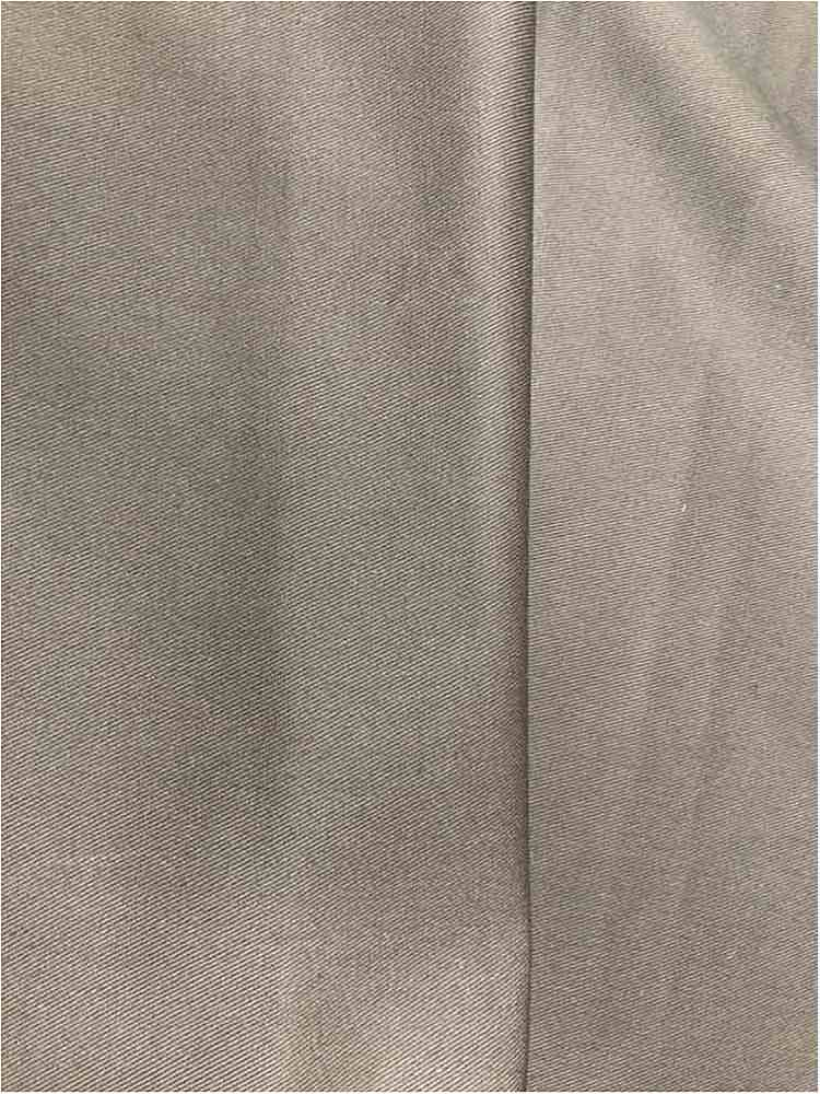 TWILL T/C / BROWN 265 / 65% POLYESTER 35% COTTON TWILL