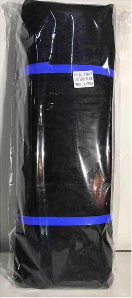 NET9002 / BLACK 21 / 100% Polyester Net Illusion