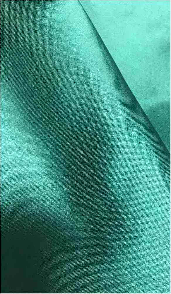 CRM / EMERALD 014 / 100% Polyester Charmeuse