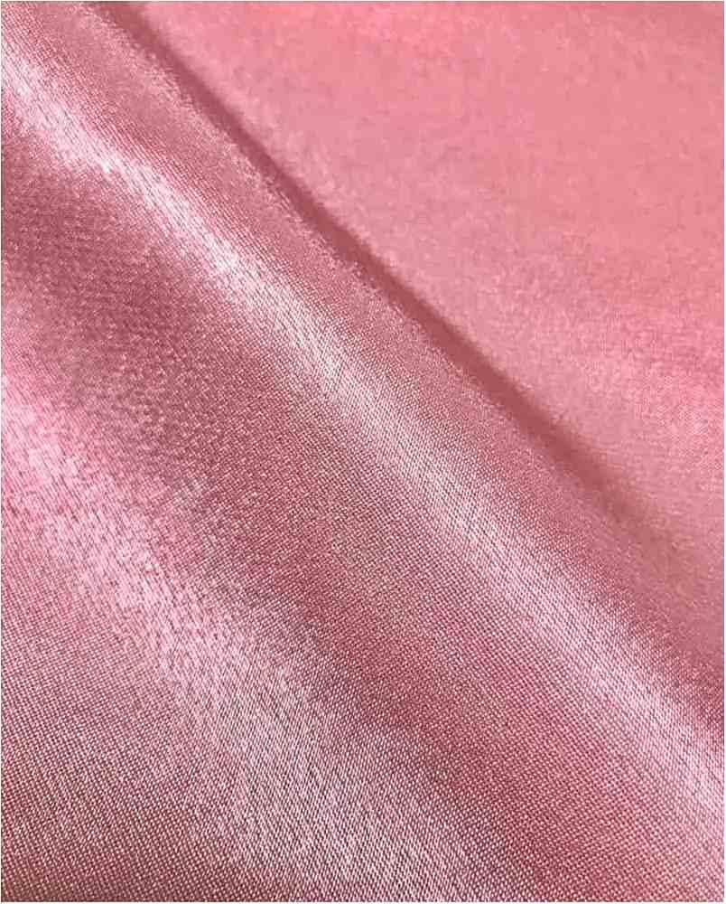 <h2>BACK CREPE</h2> / D/ROSE 165                 / 100% Polyester Back Crepe Satin