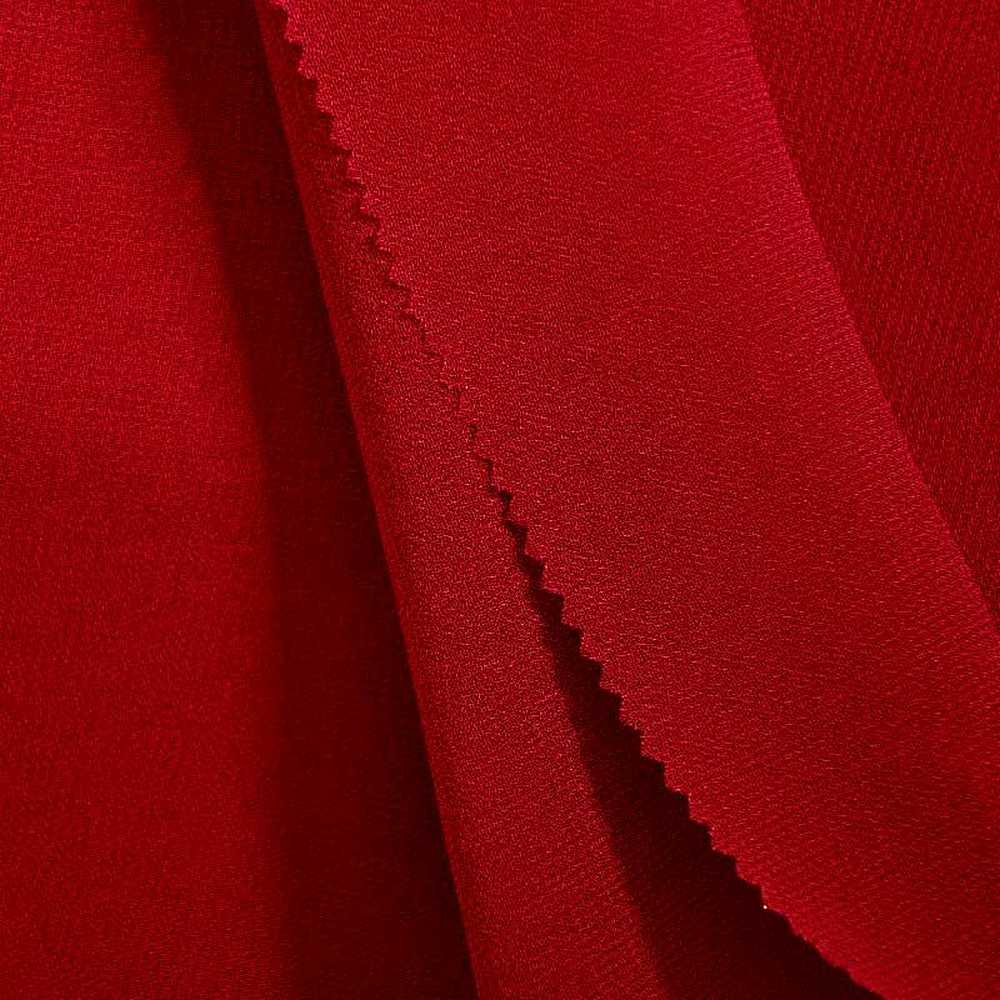 PEBBLE 200 / RED 192 / 100% Polyester Pebble Georgette
