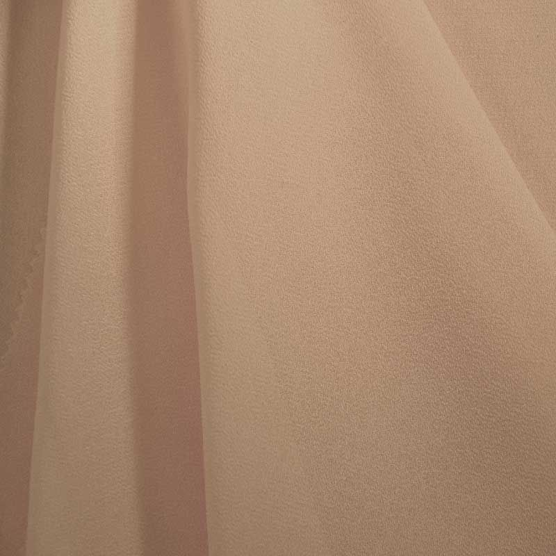 PEBBLE 200 / TAUPE 184 / 100% Polyester Pebble Georgette