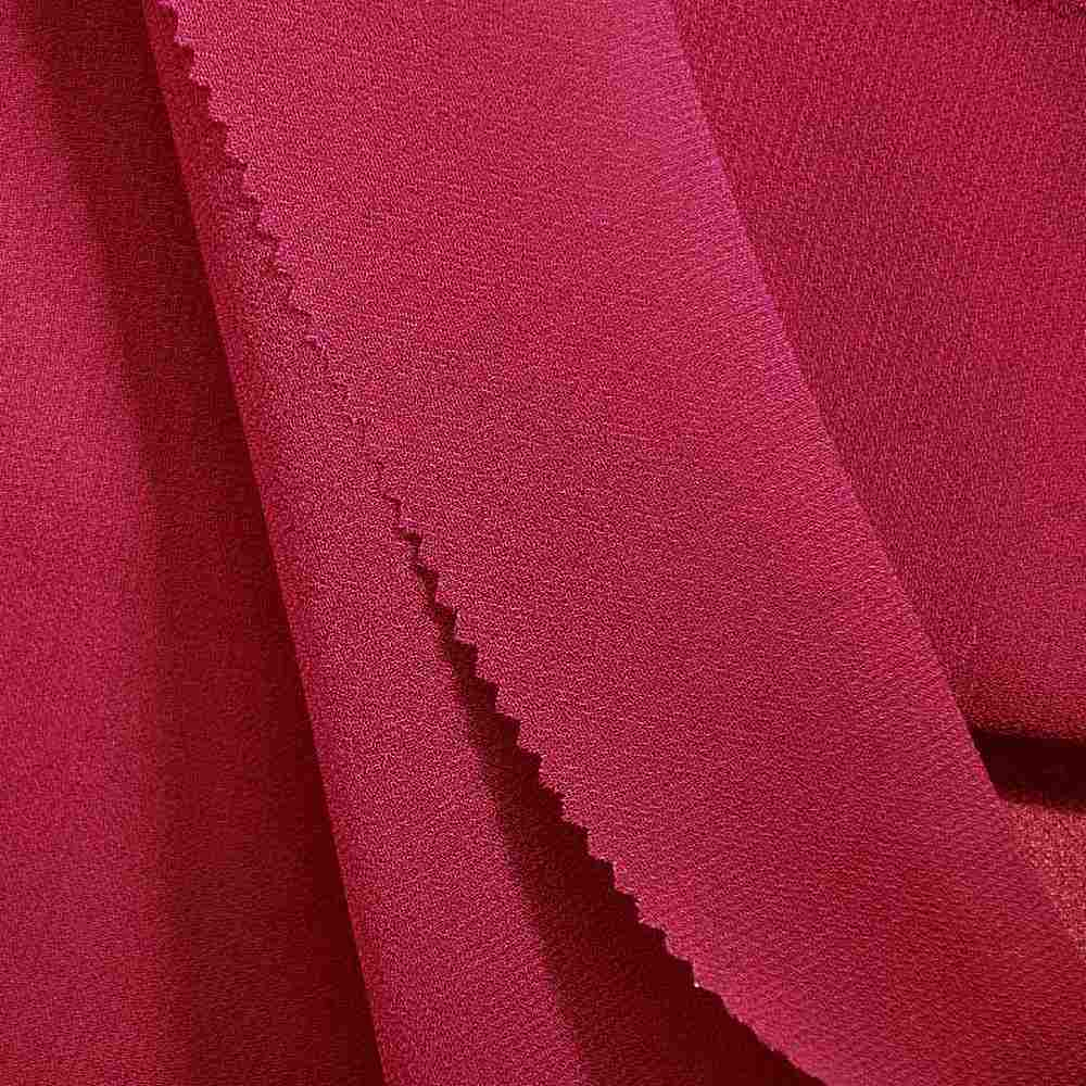 PEBBLE 200 / FUSCHIA 220 / 100% Polyester Pebble Georgette
