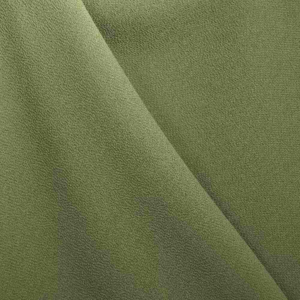 PEBBLE 200 / SAGE/MINT 750 / 100% Polyester Pebble Georgette