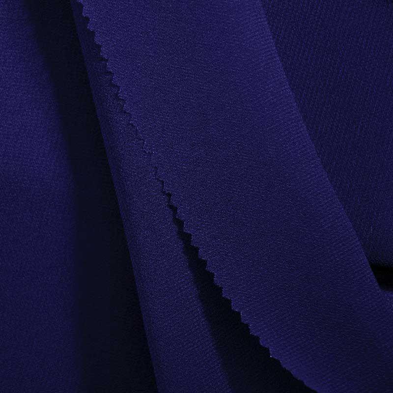 PEBBLE 200 / ROYAL 148 / 100% Polyester Pebble Georgette