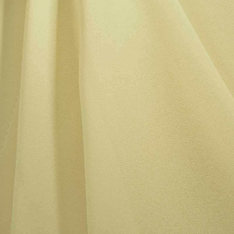 PEBBLE 200 / IVORY/D 113 / 100% Polyester Pebble Georgette