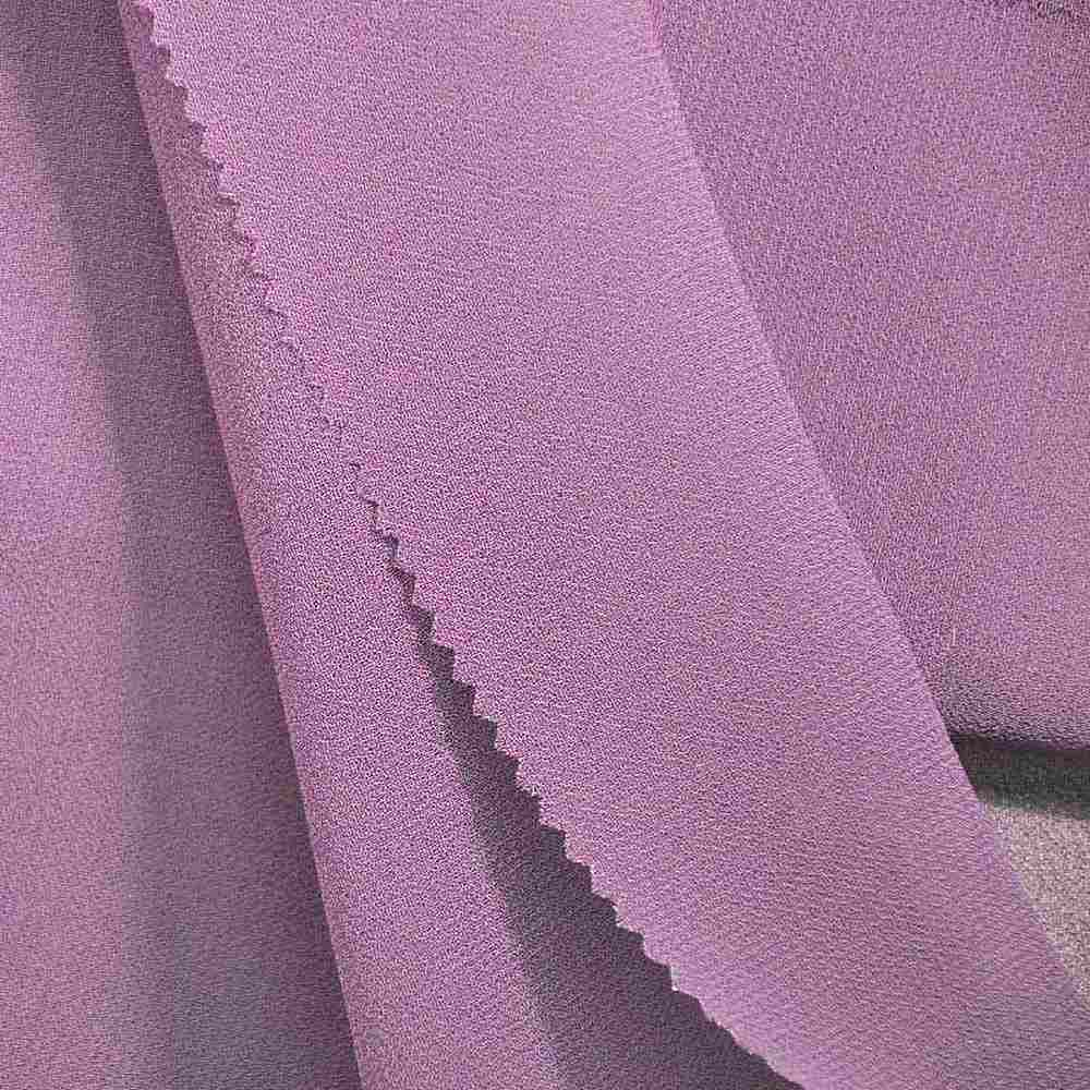 PEBBLE 200 / LILAC 171 / 100% Polyester Pebble Georgette