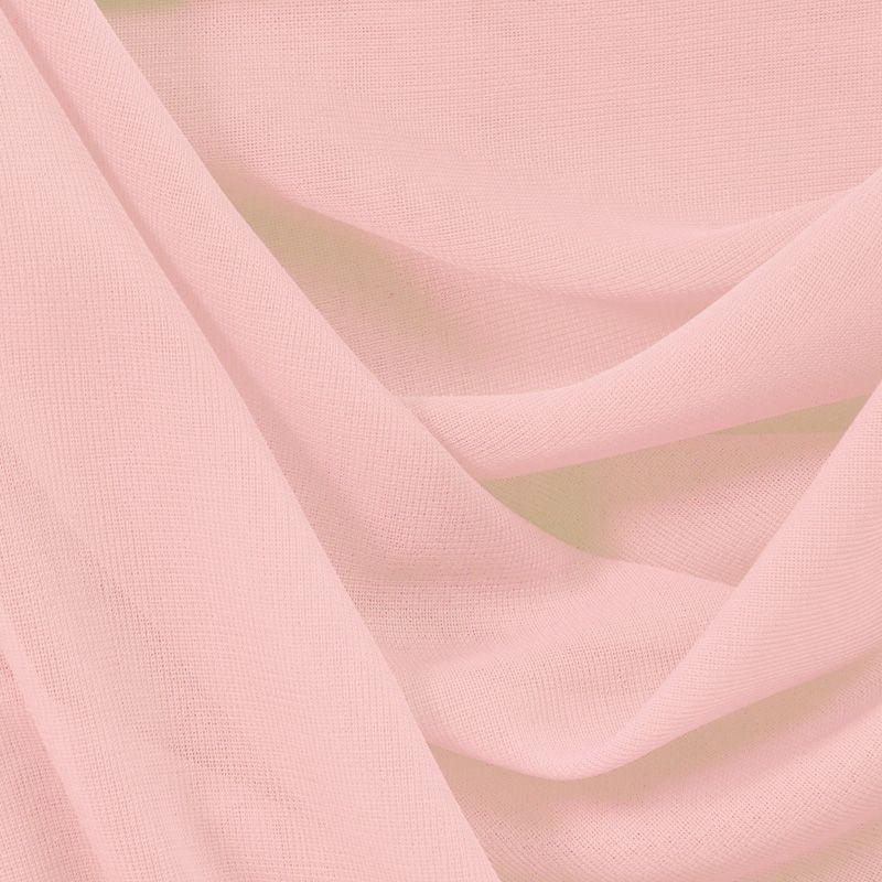 CMJ3000 / PINK/D 406 / 100% Polyester Chiffon Matt Jersey