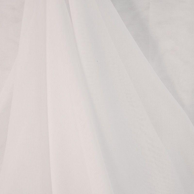 CMJ3000 / WHITE 701 / 100% Polyester Chiffon Matt Jersey