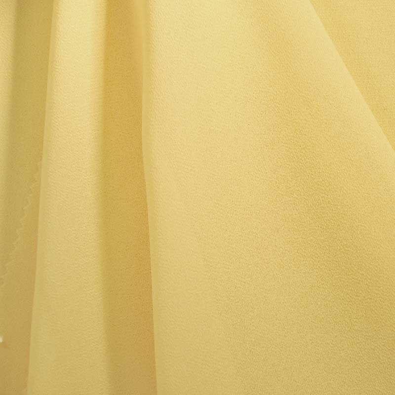 PEBBLE 200 / CREAM 714 / 100% Polyester Pebble Georgette