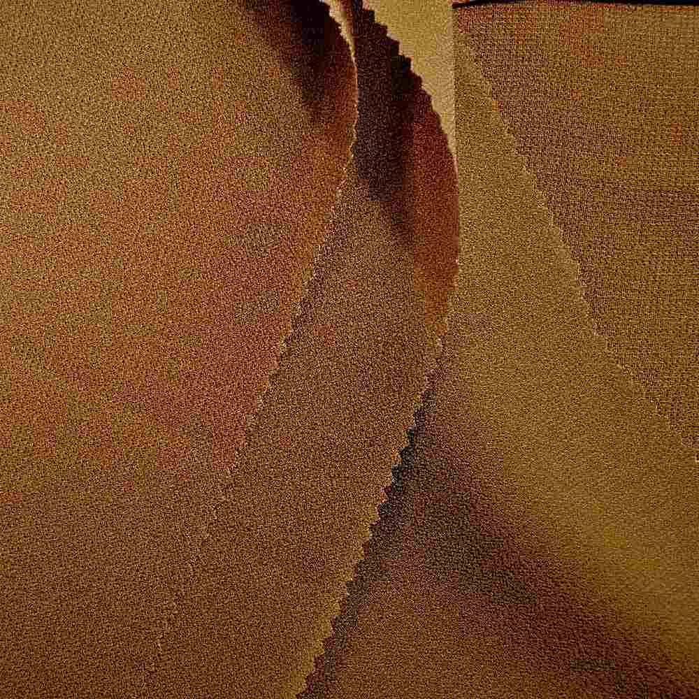 PEBBLE 200 / TAUPE 285 / 100% Polyester Pebble Georgette