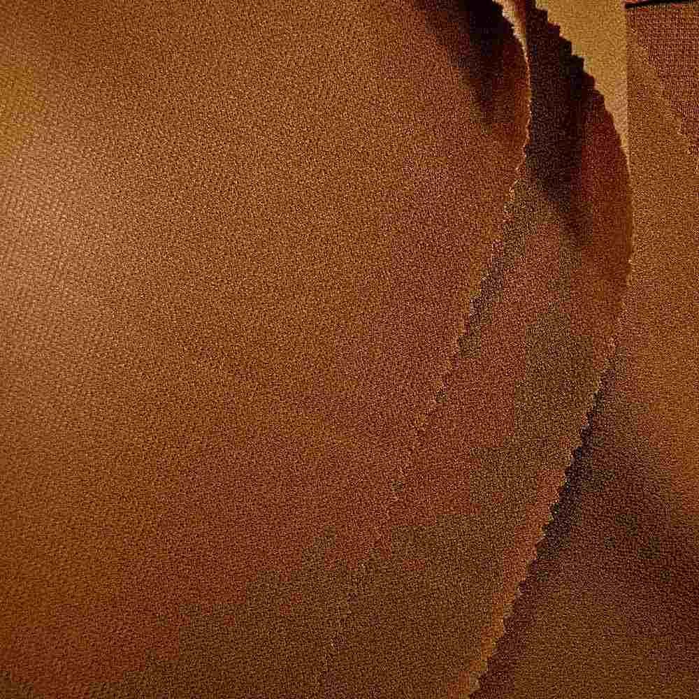 PEBBLE 200 / BROWN/L 800 / 100% Polyester Pebble Georgette