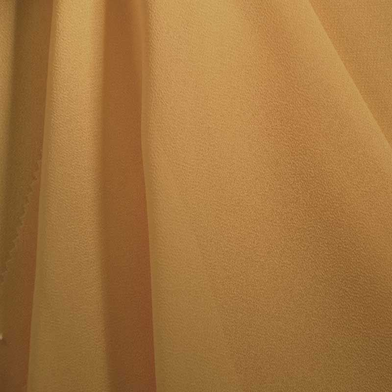 <h2>PEBBLE 200</h2> / TAUPE/D 689     / 100% Polyester Pebble Georgette