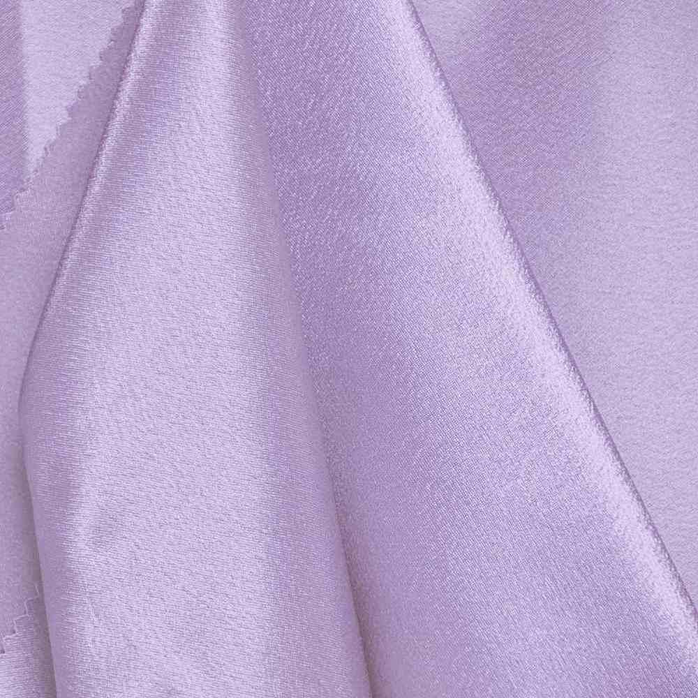 BACK CREPE / LILAC 172 / 100% Polyester Back Crepe Satin