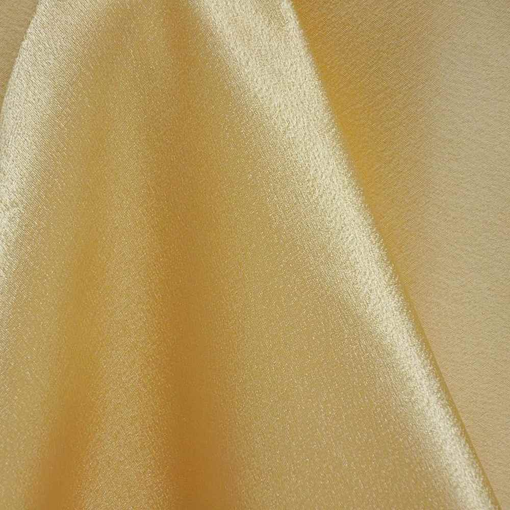 BACK CREPE / GOLD 700 / 100% Polyester Back Crepe Satin