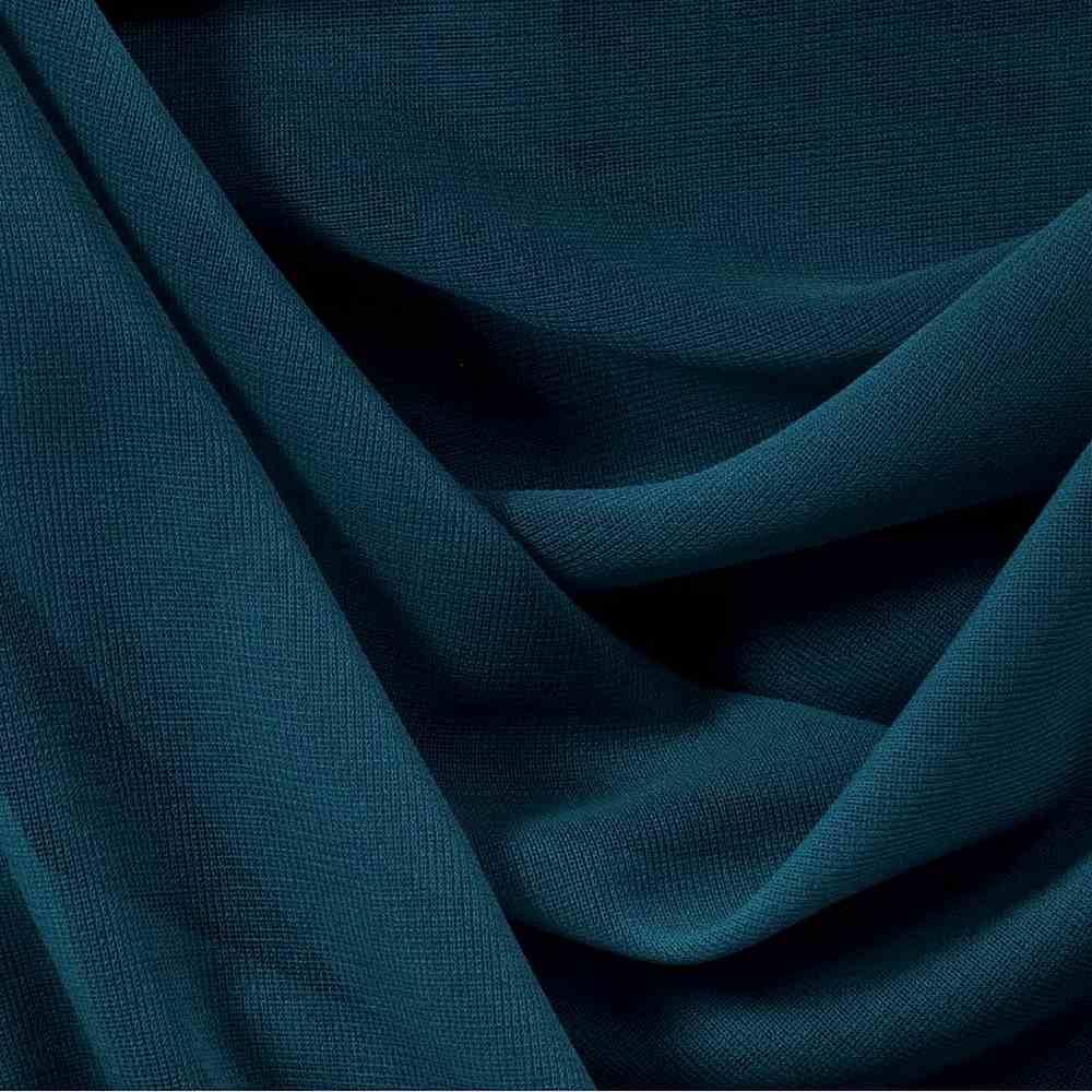 <h2>CMJ3000</h2> / LAGOON 322      / 100% Polyester Chiffon Matt Jersey