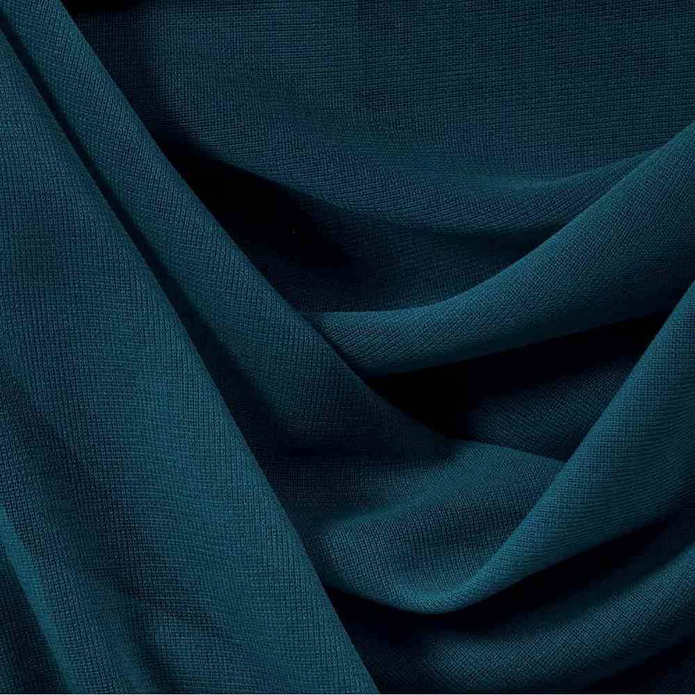CMJ3000 / LAGOON 322 / 100% Polyester Chiffon Matt Jersey