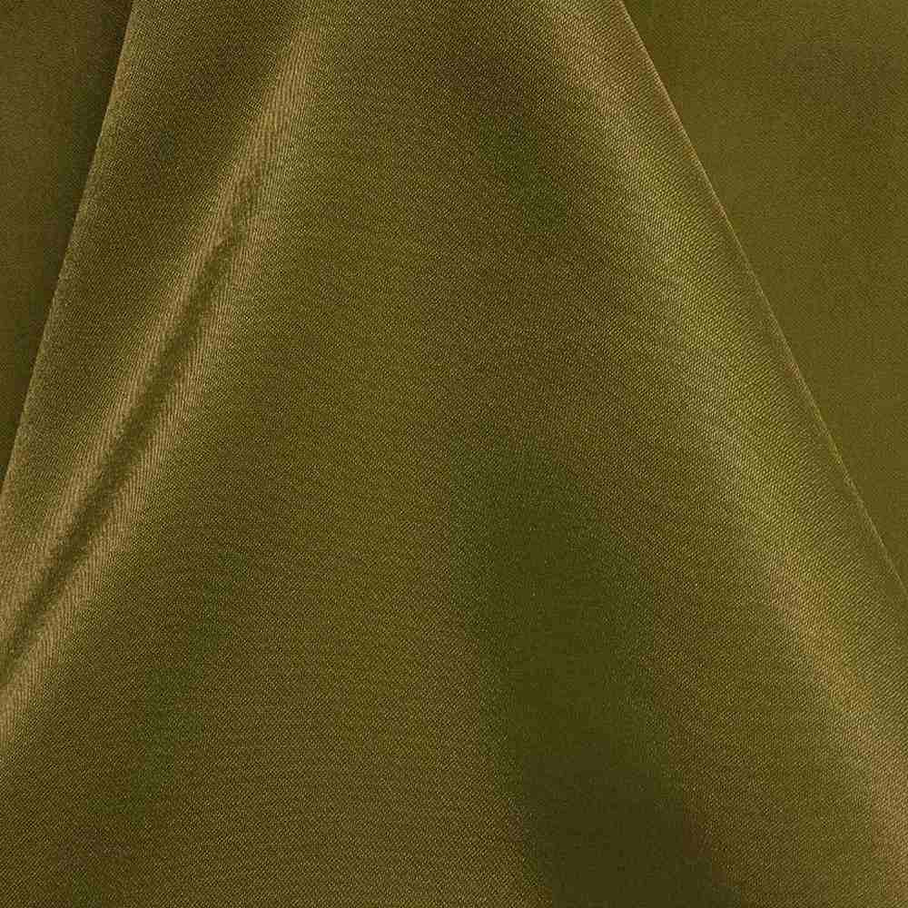 CRM / OLIVE 337 / 100% Polyester Charmeuse