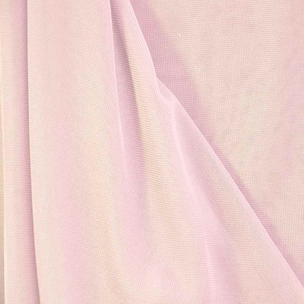 CMJ3000 / PINK/L 156 / 100% Polyester Chiffon Matt Jersey