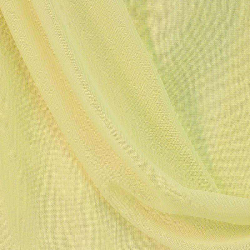 CMJ3000 / YELLOW 858 / 100% Polyester Chiffon Matt Jersey