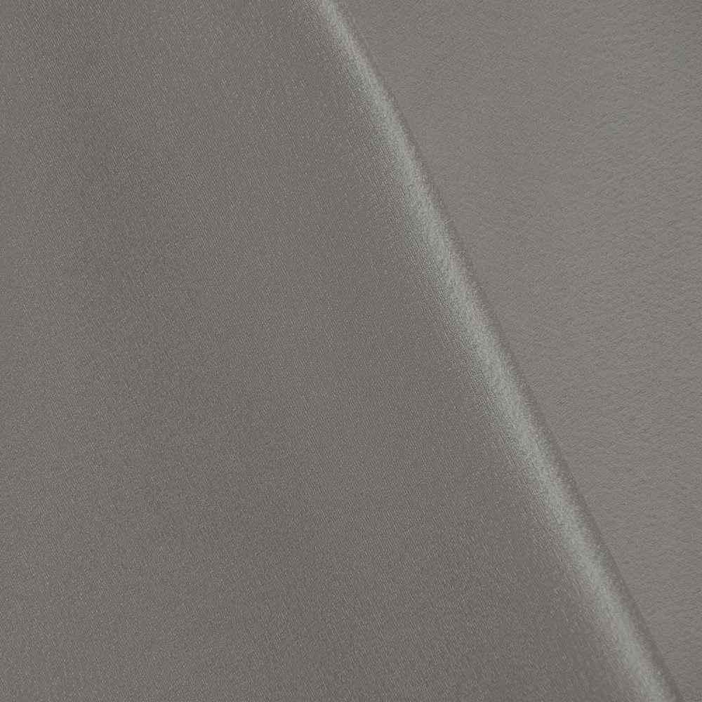 BACK CREPE / SILVER 311 / 100% Polyester Back Crepe Satin