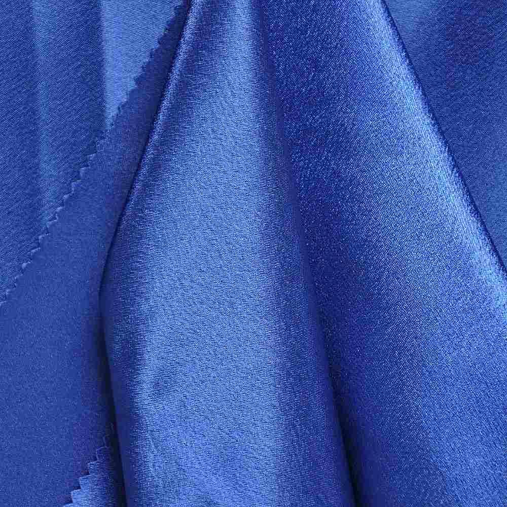 <h2>BACK CREPE</h2> / ROYAL 147                 / 100% Polyester Back Crepe Satin