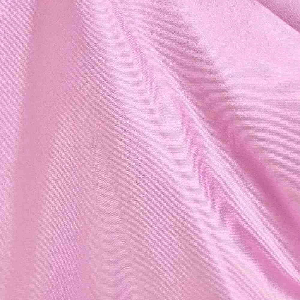 CRM / PINK 351 / 100% Polyester Charmeuse