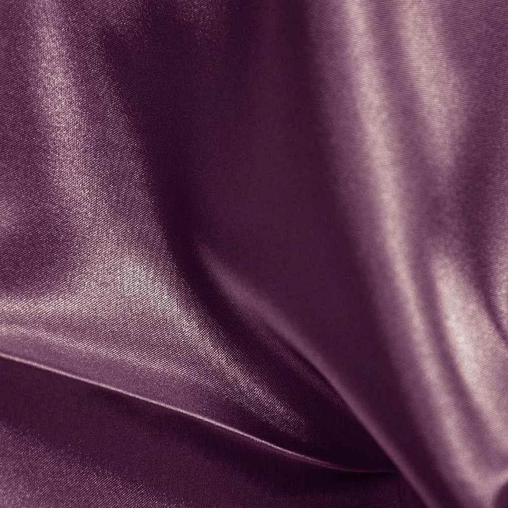 CRM / RAISIN 356 / 100% Polyester Charmeuse