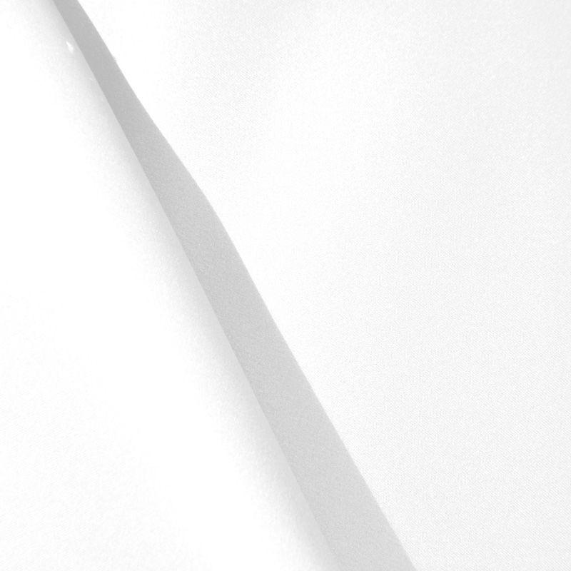 PRC/DULLSATIN / WHITE 1102 / 100% Polyester Dull Satin