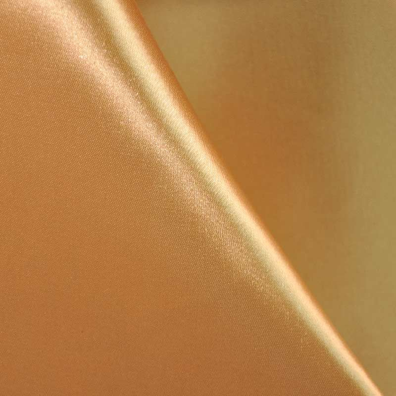 SATIN/POLY 3145 / GOLD 902 / 100% Polyester Bridal Satin