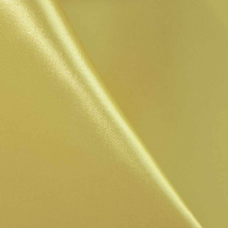 SATIN/POLY 3145 / YELLOW/L 335 / 100% Polyester Bridal Satin