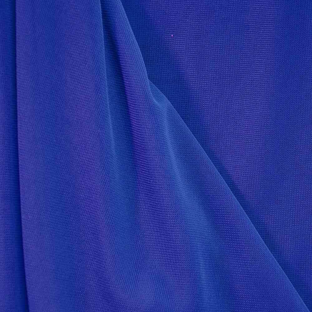 <h2>CMJ3000</h2> / ROYAL 558                 / 100% Polyester Chiffon Matt Jersey