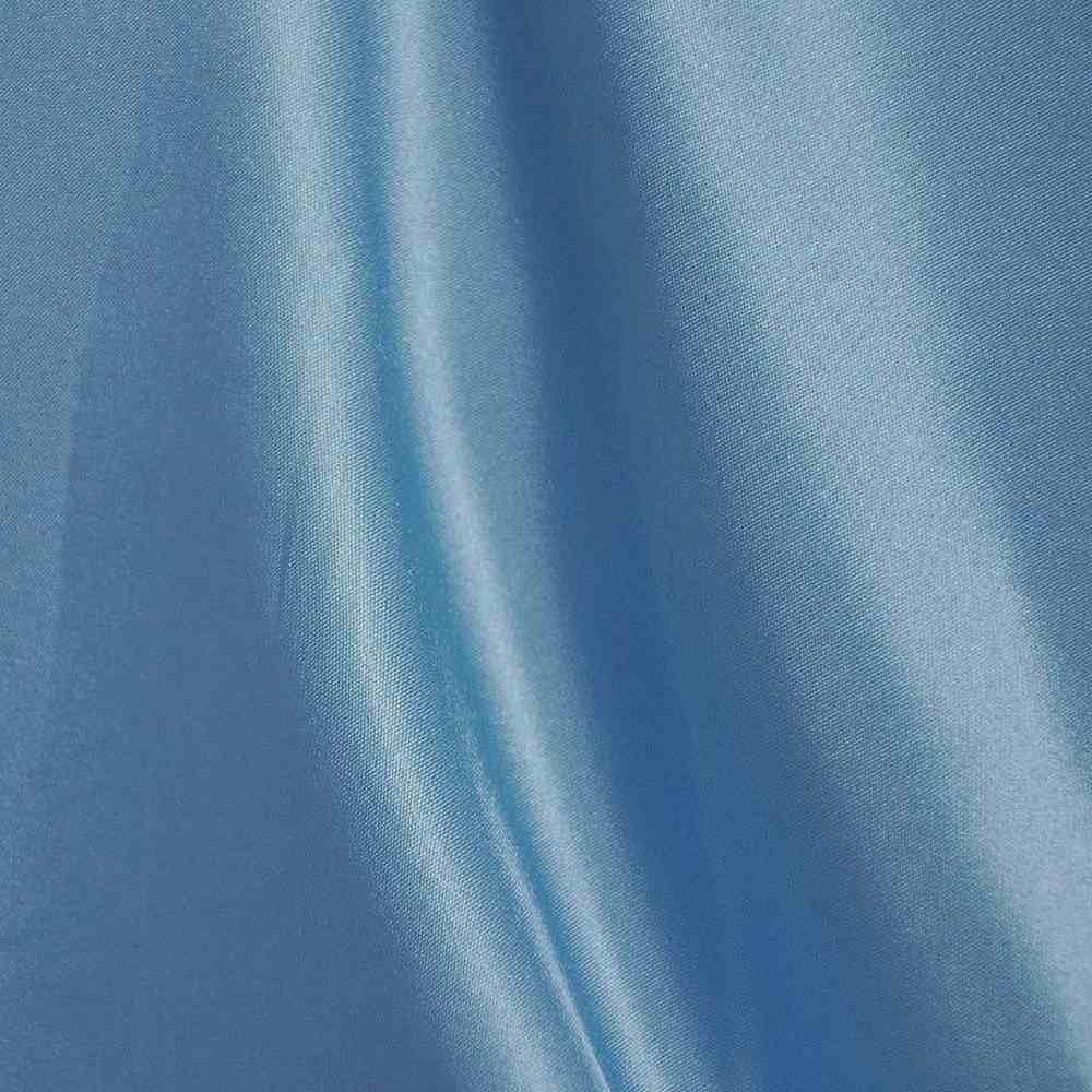 CRM / TURQUOISE/DK071 / 100% Polyester Charmeuse