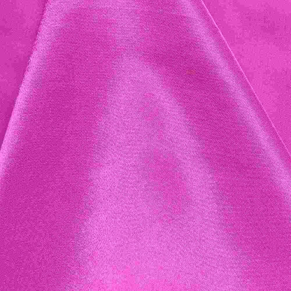 <h2>CRM</h2> / FUSCHIA/DK 009                  / 100% Polyester Charmeuse