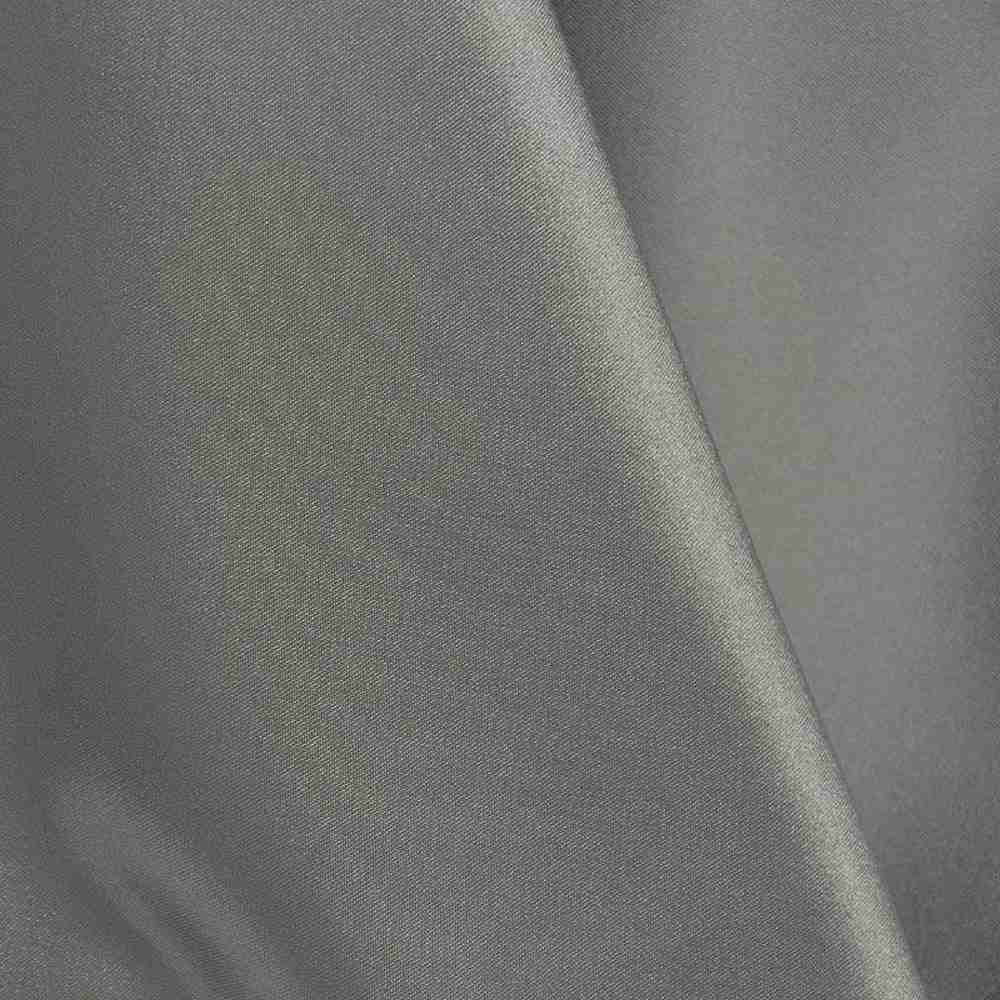 CRM / SILVER 024 / 100% Polyester Charmeuse