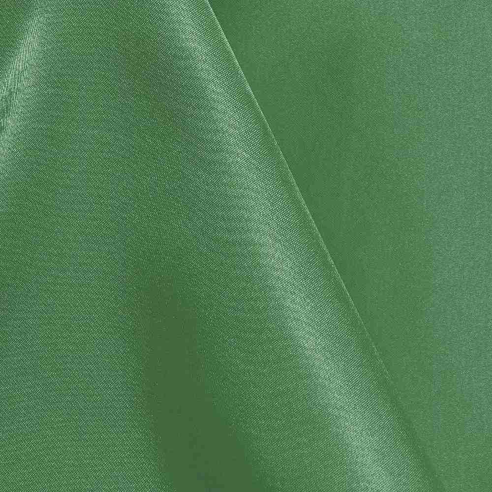 CRM / EMERALDGREEN015 / 100% Polyester Charmeuse