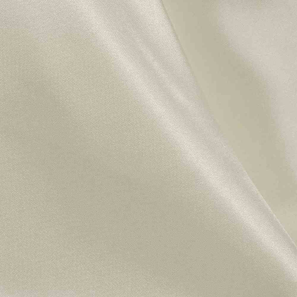 CRM / IVORY 330 / 100% Polyester Charmeuse
