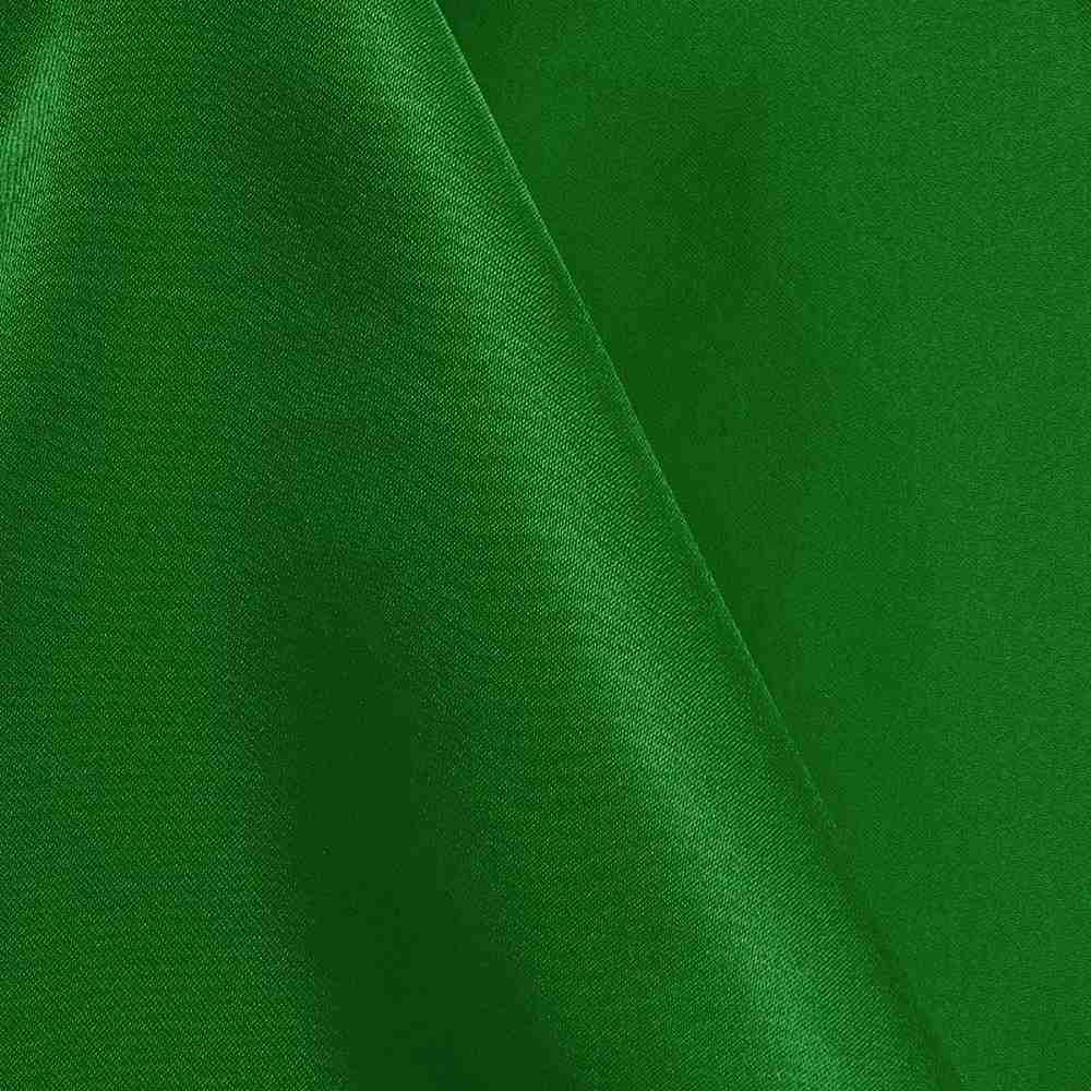 CRM / KELLY-GREEN 116 / 100% Polyester Charmeuse