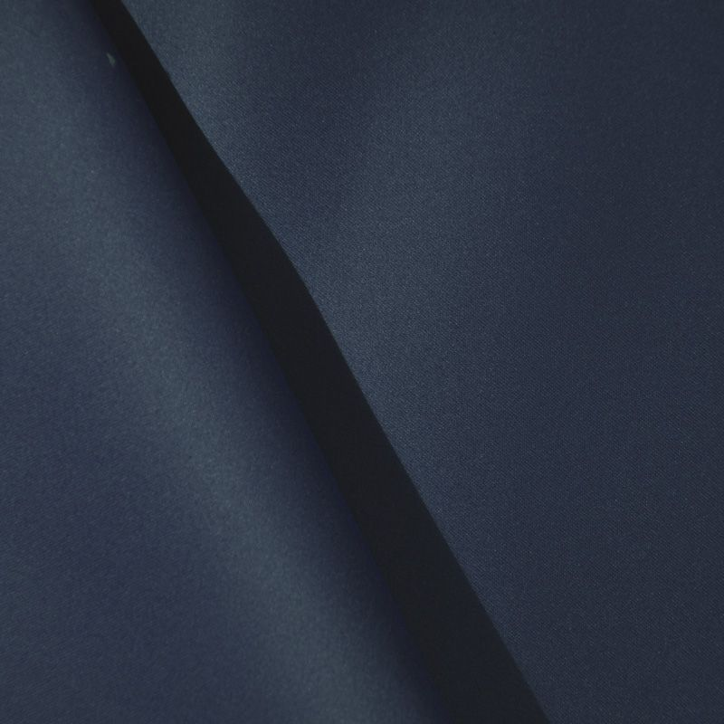 PRC/DULLSATIN / NAVY/L 1245 / 100% Polyester Dull Satin